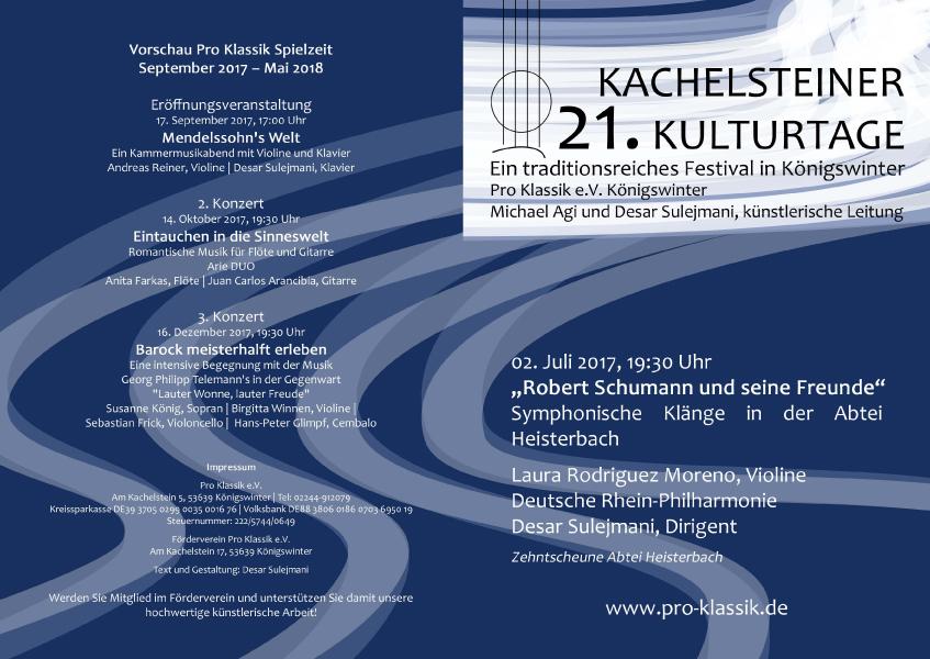 Programm Deutsche Rhein-Philharmonie 1