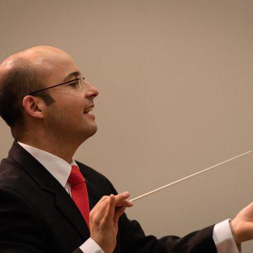 Desar Sulejmani, Klavier, Ulrike Schumann, Dirigent