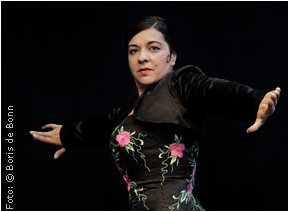 Rosa Martínez, Tanz
