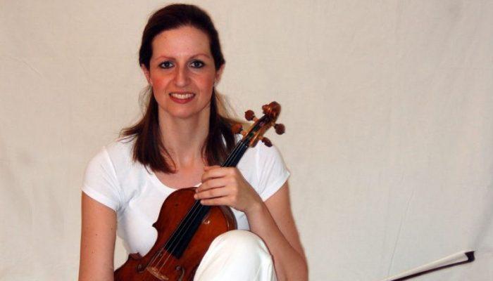 Laura Rodrigue Moreno, Violine