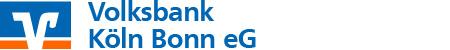 Bank. Volksbank, eG, Köln, Bonn