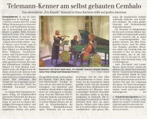 Telemanns Musik