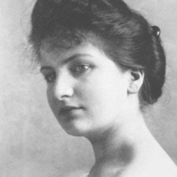 """27. Mai 2018, 17 Uhr """"Alma Mahler und ihre strahlenden Satelliten"""""""