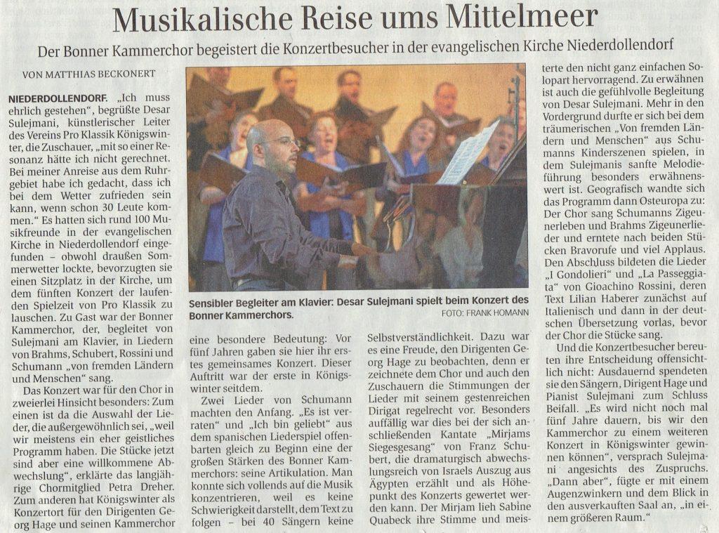 Bonner Kammerchor