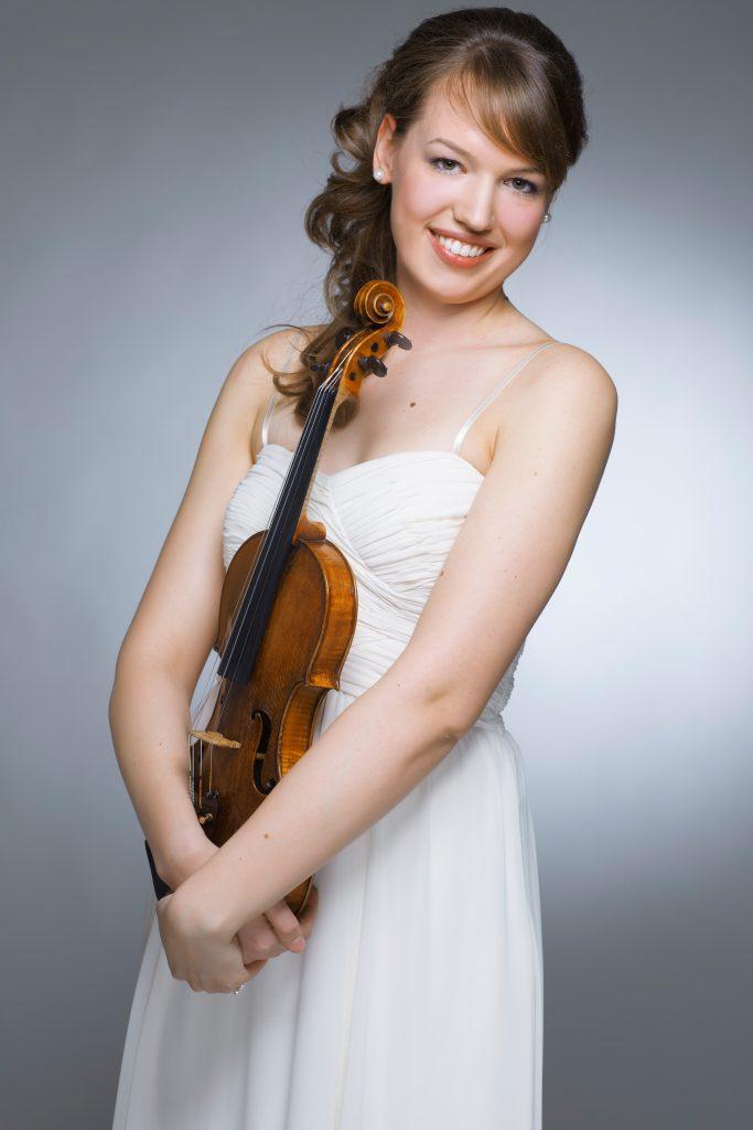 Charlotte Jonen, Violine